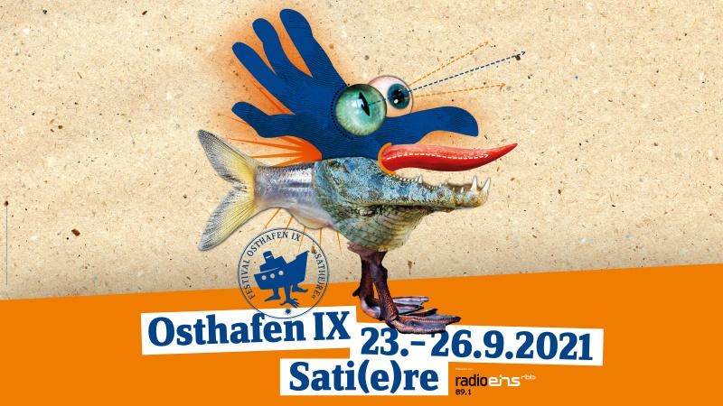 Eröffnung FESTIVAL OSTHAFEN IX  - Sait(e)re